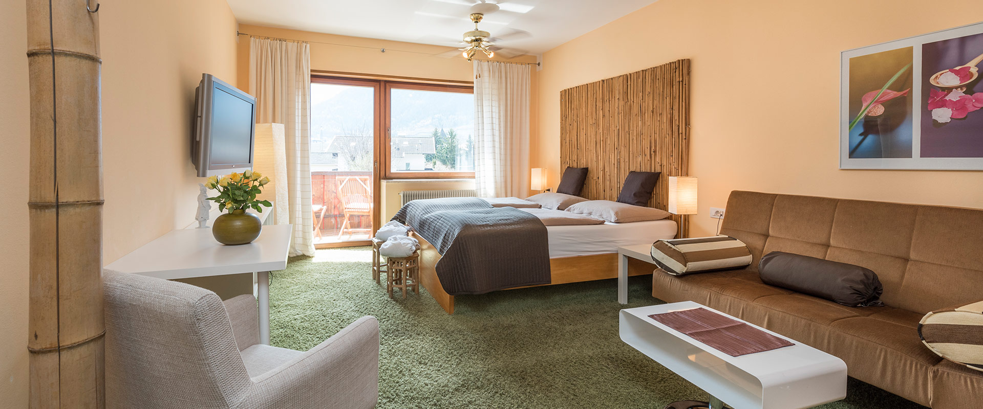 Rates And Offers At Hotel Bamboo Goldrain Venosta Valley